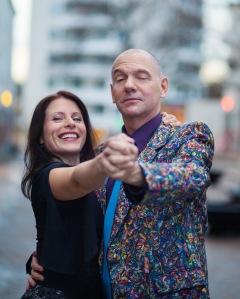 Helin & Andy tango-