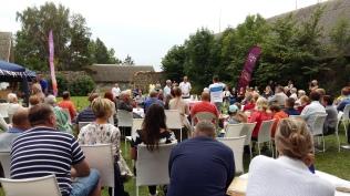 Kohvikutepäev 2016 ja suvehiidlastest presidendikandidaatide debatt