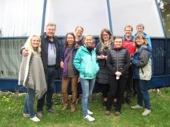 Saksa-Austria ajakirjanikud 2017 kevadel