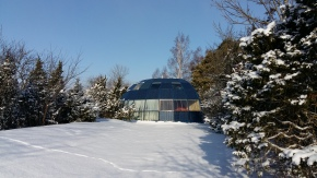 Keramaja talvel